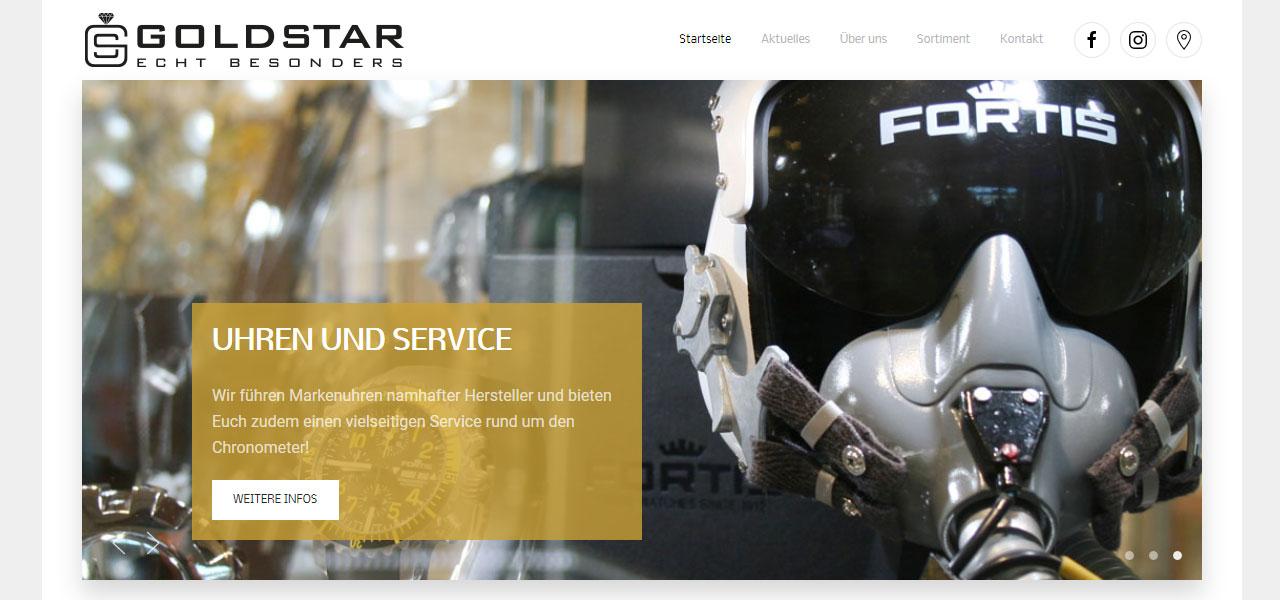 Goldstar Relaunch